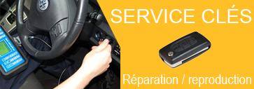 Service réparations