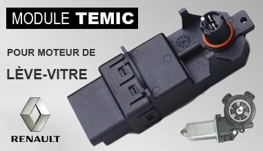 Module Temic Renault