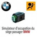 Simulateur d'occupation siège Passager BMW