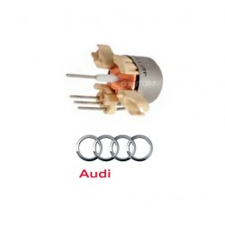 Micro moteur aiguille jauge carburant Audi