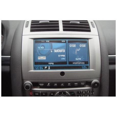 Réparation écran GPS Peugeot 407