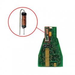 Bobine antenne transpondeur clé Mercedes